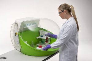 hotte de laboratoire mobile