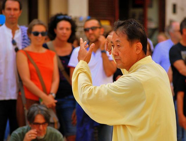 À propos des techniques et de l'entraînement de Tai Chi