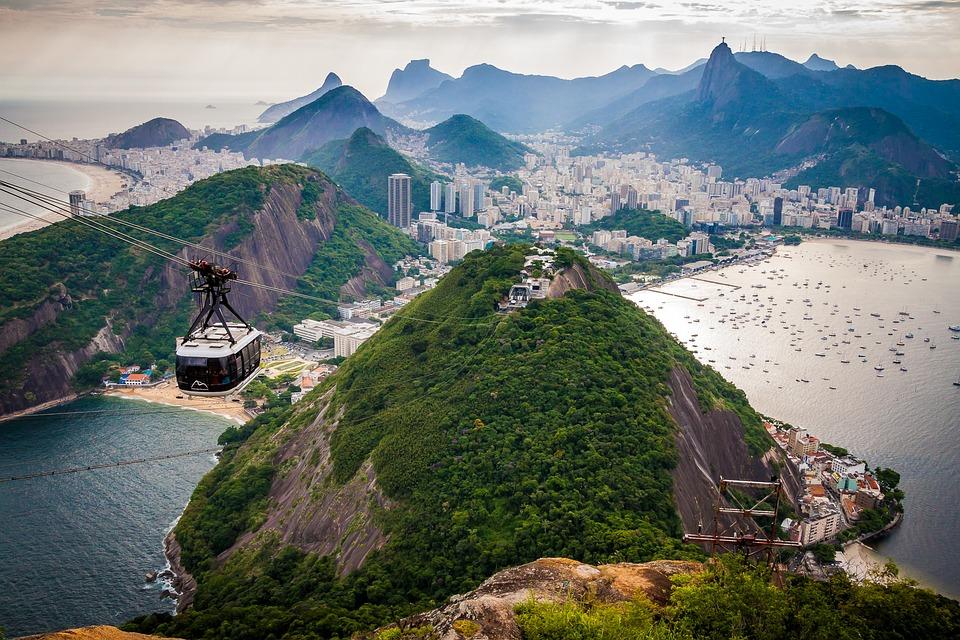 Séjour au Brésil à la découverte de la belle ville de Rio de Janeiro