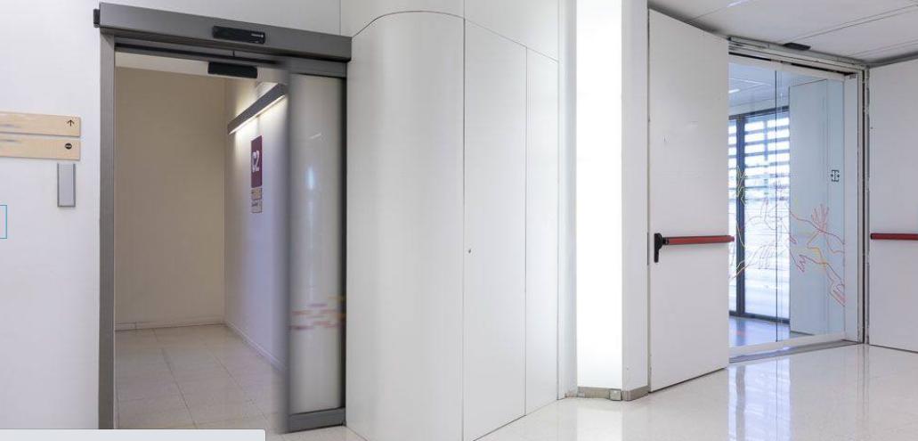 Quelle est la meilleure porte automatique pour votre entreprise
